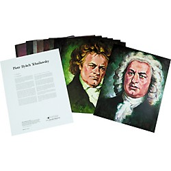 Alfred Portraits of Famous Composers (00-BMR00170)