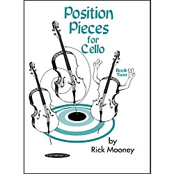 Alfred Position Pieces for Cello Book 2 (00-20572X)