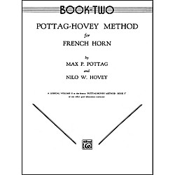 Alfred Pottag-Hovey Method for French Horn Book II (00-EL00106)