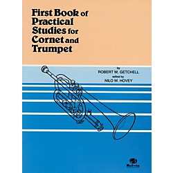 Alfred Practical Studies for Cornet and Trumpet Book I (00-EL00304)