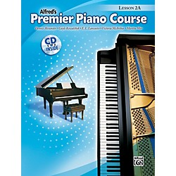Alfred Premier Piano Course Lesson Book 2A Book 2A & CD (00-22173)