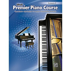 Alfred Premier Piano Course Lesson Book 5 (00-30897)