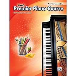 Alfred Premier Piano Course Notespeller Level 1A Book (00-42680)