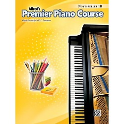 Alfred Premier Piano Course Notespeller Level 1B Book (00-42681)
