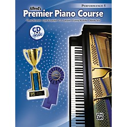 Alfred Premier Piano Course Performance Book 5 (00-32646)