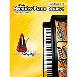 Alfred Premier Piano Course Sight Reading Level 1B Book (00-41041)