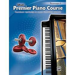 Alfred Premier Piano Course Technique Book 5 (00-35261)