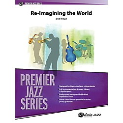 Alfred Re-Imagining the World Jazz Band Grade 4 Set (00-41169)