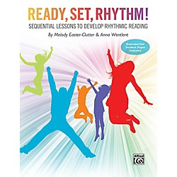 Alfred Ready, Set, Rhythm! Book (00-40029)