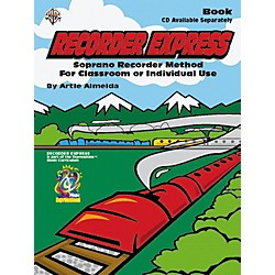 Alfred Recorder Express Beginning Method Book (00-BMR1000)