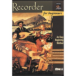 Alfred Recorder for Beginners (Book) (00-19407)