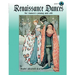 Alfred Renaissance Dances Book/CD (00-BMR05124)