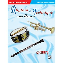 Alfred Rhythm & Technique Band Supplement (00-B21120)