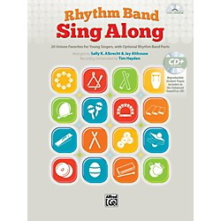 Alfred Rhythm Band Sing Along Book & CD (00-41754)