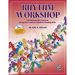 Alfred Rhythm Workshop (Book/CD) (00-38270)