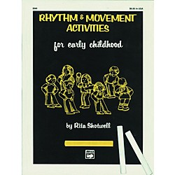 Alfred Rhythm and Movement Activities Book (00-2243)