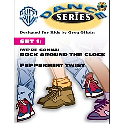 Alfred Rhythm and Movement WB Dance Series Set 1: (We're Gonna) Rock Around the Clock and Peppermint Twist (00-BMR07011CD)