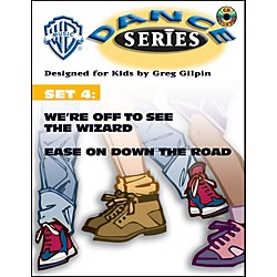 Alfred Rhythm and Movement WB Dance Series Set 4: We're Off to See the Wizard and Ease on Down the Road Boo (00-0620B)