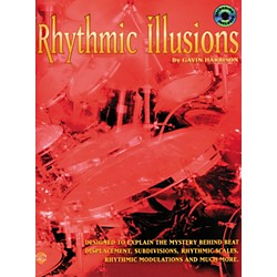 Alfred Rhythmic Illusions (Book/CD) (00-EL9655CD)