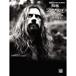 Alfred Rob Zombie Educated Horses Guitar Tab Songbook (700078)