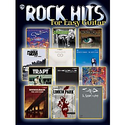 Alfred Rock Hits for Easy Guitar Easy Guitar (321441)