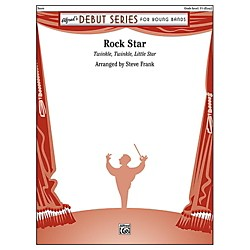 Alfred Rock Star Concert Band Grade 1 Set (00-41930)