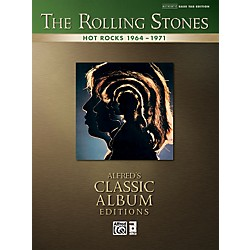 Alfred Rolling Stones Hot Rocks - Bass Tab Book (00-32554)