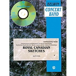 Alfred Royal Canadian Sketches Concert Band Grade 3 Set (00-BDM01051)