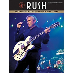 Alfred Rush - Deluxe Guitar Tab Collection 1975-2007 (00-32047)