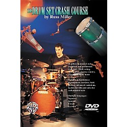 Alfred Russ Miller - Drumset Crash Course DVD (00-904497)