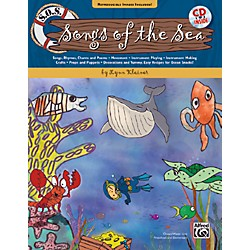Alfred S.O.S. Songs of the Sea Book & CD (00-29996)