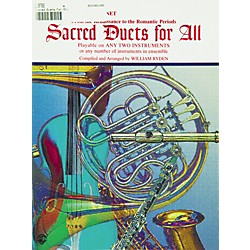 Alfred Sacred Duets for All B-Flat Clarinet & Bass Clarinet (00-EL9782)