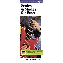 Alfred Scales & Modes for Bass (00-4434)