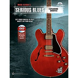 Alfred Serious Blues Expanding Grooves Book & DVD (00-42453)