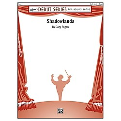Alfred Shadowlands Concert Band Grade 1 Set (00-41936)