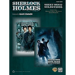 Alfred Sherlock Holmes Sheet Music Selections Advanced Piano Solos Book (00-39252)