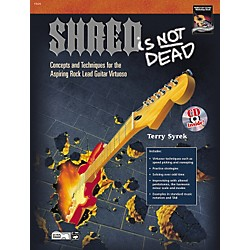 Alfred Shred Is Not Dead - Guitar Book and DVD (00-21936)