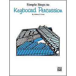 Alfred Simple Steps to Keyboard Percussion Book (00-EL03680)