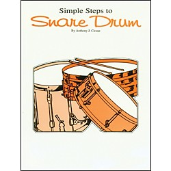 Alfred Simple Steps to Snare Drum Book (00-EL03678)