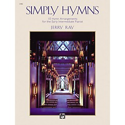 Alfred Simply Hymns Easy Piano (00-11720)