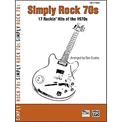 Alfred Simply Rock 70s Easy Piano (00-27049)