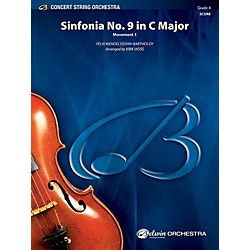 Alfred Sinfonia No. 9 in C Major String Orchestra Grade 4 Set (00-41225)