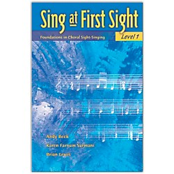 Alfred Sing at First Sight Level 1 Textbook (00-22017)