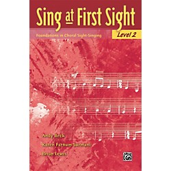 Alfred Sing at First Sight Level 2 Choir (00-28448)