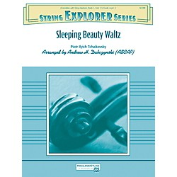 Alfred Sleeping Beauty Waltz String Orchestra Grade 2 Set (00-40458)