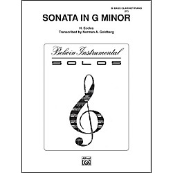 Alfred Sonata in G Minor (00-BWI00122)