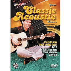 Alfred SongXpress Classic Acoustic Volume 1 DVD (00-904903)