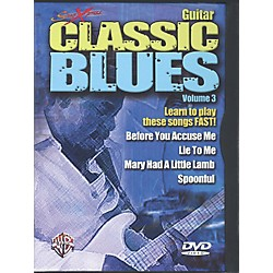 Alfred SongXpress Classic Blues Volume 3 DVD (00-904900)