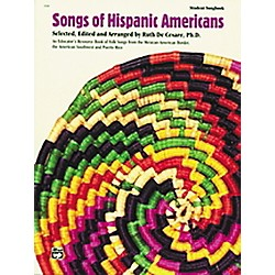 Alfred Songs Of Hispanic Americans (00-16417)