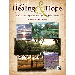 Alfred Songs of Healing & Hope Solo Voice Book (00-42532)